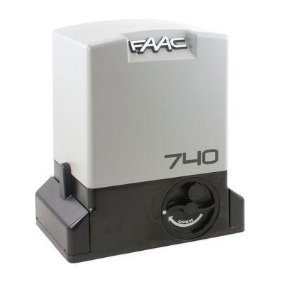 Электропривод для откатных ворот Faac 740, фото 1