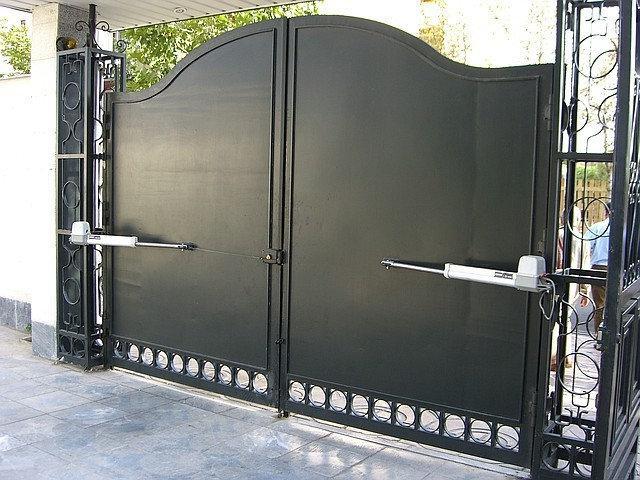 Комплект автоматики для распашных ворот SOMMER twist 200E, фото 3