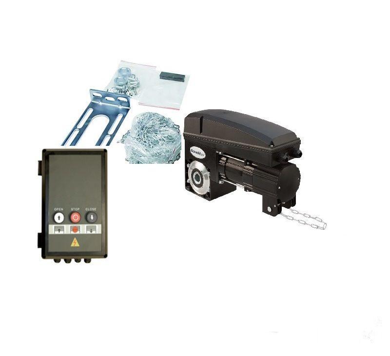 DoorHan Shaft-50 PRO вальный привод для промышленных ворот, фото 3