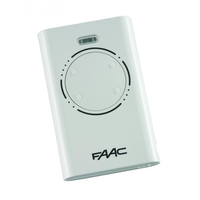 Faac XT4 433 SLH пульт 4-канальный, фото 1
